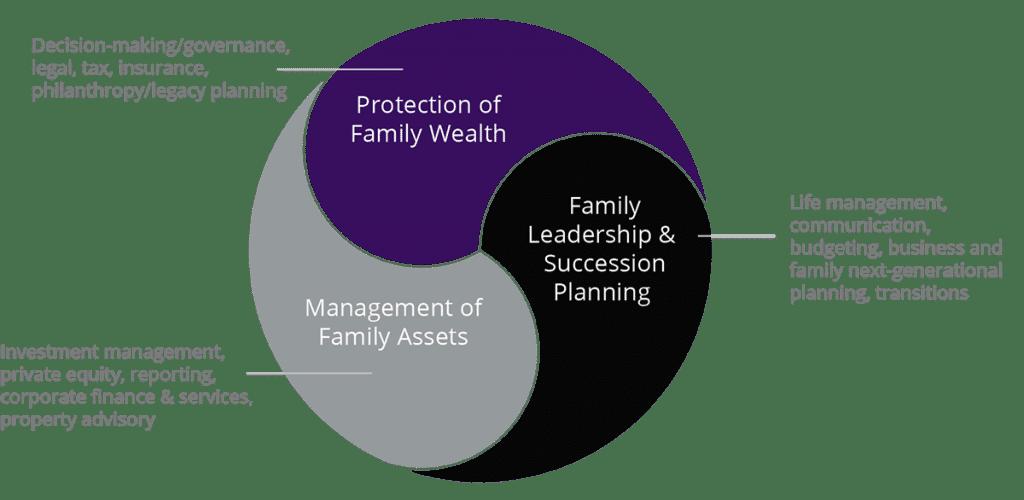 Destiny Family Office Infographic